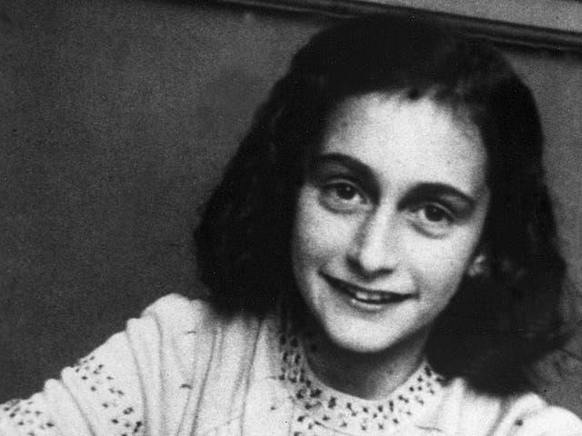 Anne Frank death