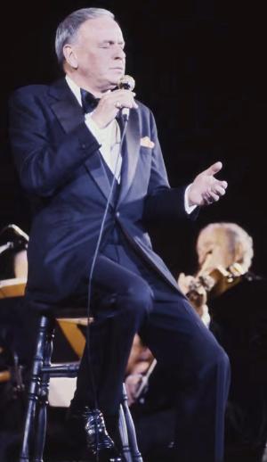Frank Sinatra death