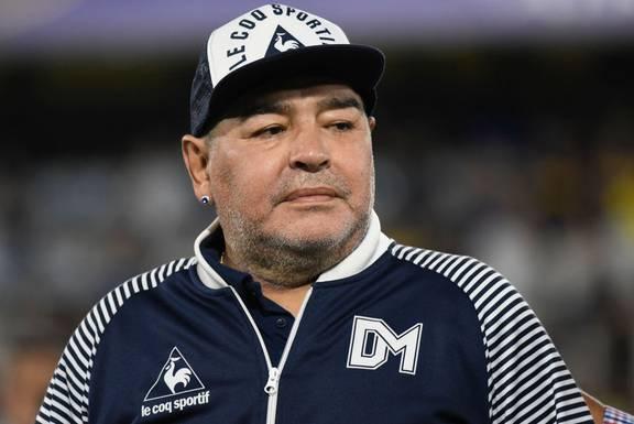 Maradona death