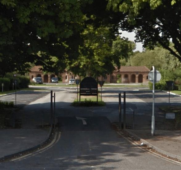 Cottingley Hall Crematorium