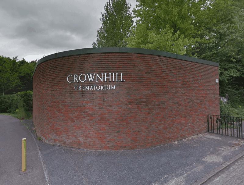 Crownhill Crematorium