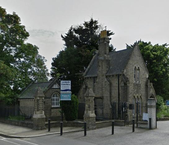 Lambeth Crematorium and Cemetery