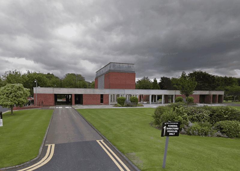 St Helens Crematorium