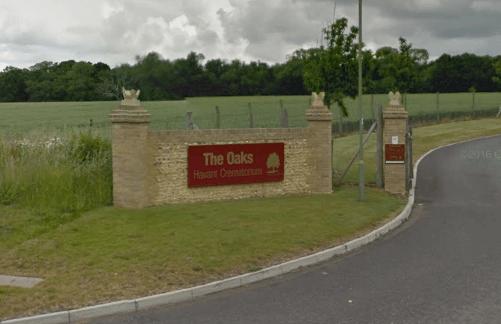 The Oaks Havant Crematorium
